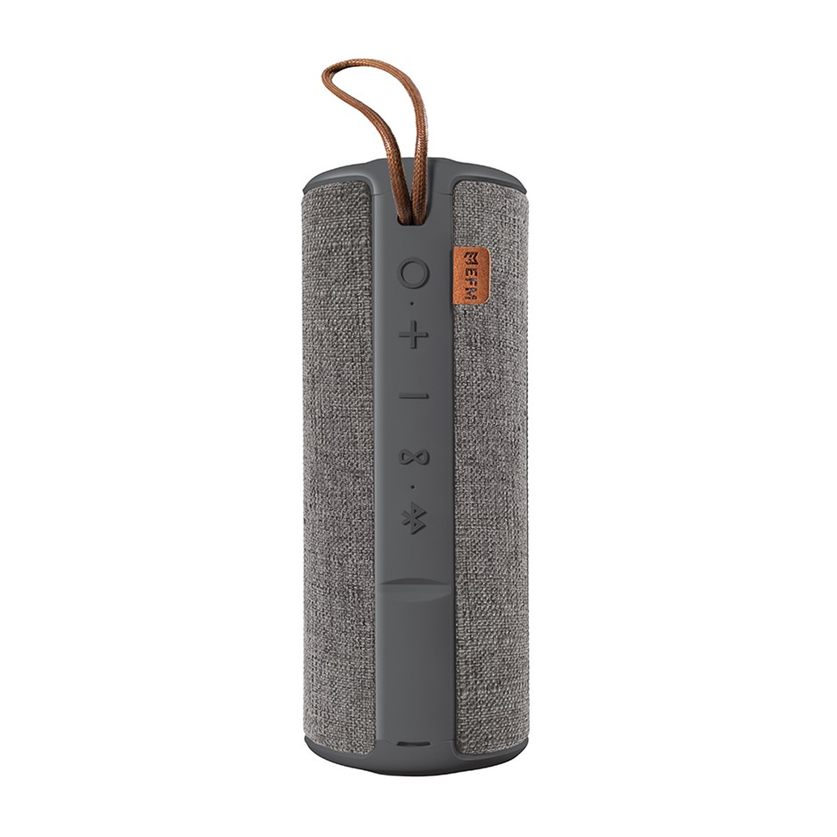 EFM - Toledo Bluetooth Speaker Charcoal Grey