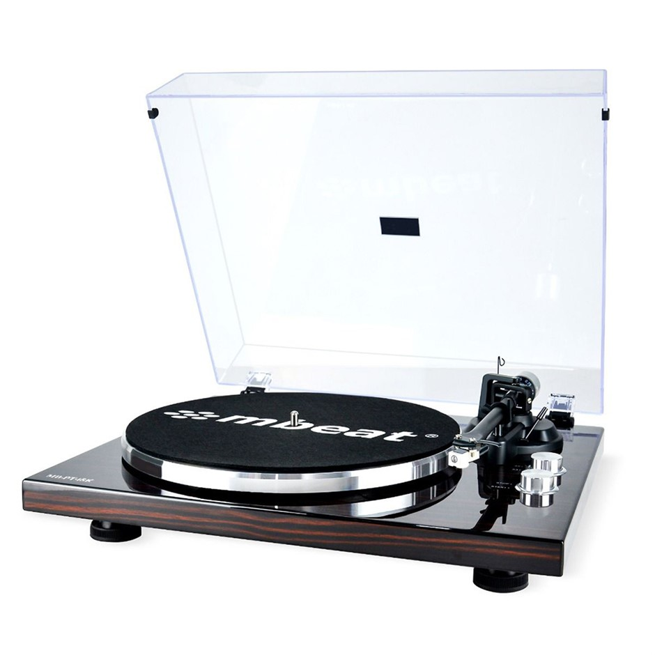 Mbeat PT-18K Bluetooth Turntable Player