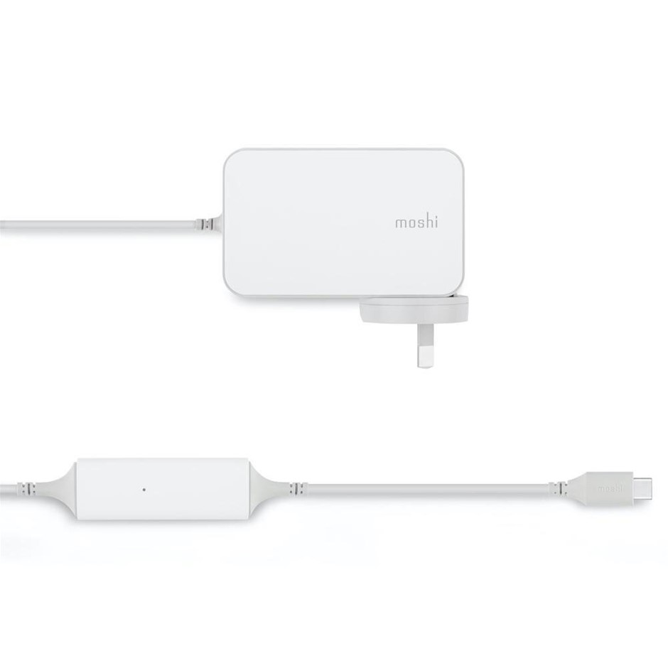 Moshi 65W ProGeo USB-C Laptop Charger w/ 2m Cable