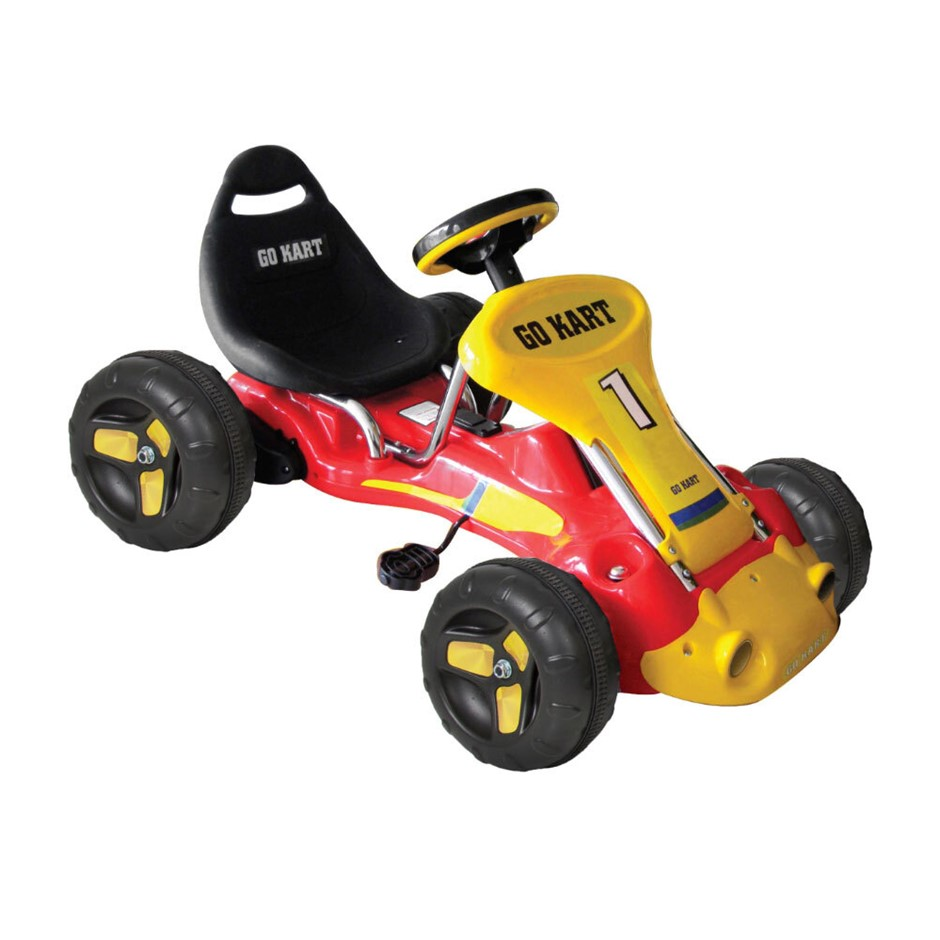 Lenoxx Kids Ride On Pedal Powered Go Kart