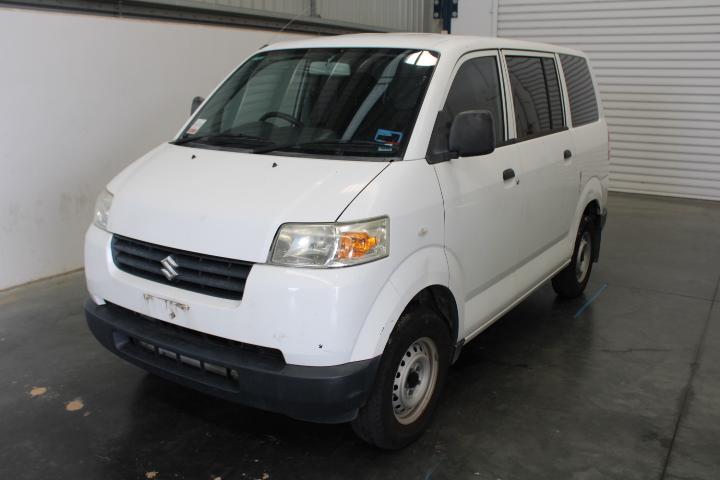 2013 Suzuki APV Manual Van