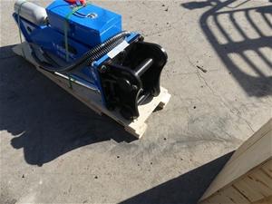 Unused 2020 KBKC 530 2-5T Hydraulic Hamm