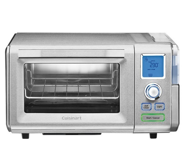 CUISINART Combo Steam & Convection Oven 17L Capacity, Stainless Steel Model