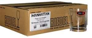 Riedel Manhattan Double Old Fashioned Wh