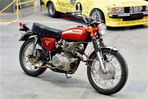 Honda CL450
