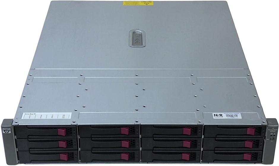 HP MSA60 3.6TB Array