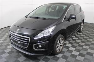 2014 Peugeot 3008 Active Automatic Hatch