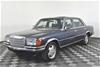 1979 Mercedes Benz 450SEL 6.9 Ltr V8