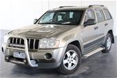 Unreserved 2006 Jeep Grand Cherokee Laredo (4x4) WH T/D Auto