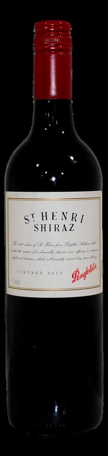 Penfolds St Henri Shiraz 2012 (1x 750mL), SA