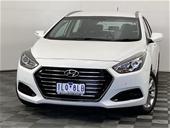 2017 Hyundai i40 Active VF Automatic Wagon