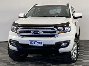 2017 Ford EVEREST AMBIENTE 4WD UA Turbo