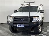 2013 Ford Ranger XL 4X2 Hi-Rider PX T/Dsl Auto Cab Chassis