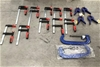 Bessey 1x Carton of Assorted Clamps