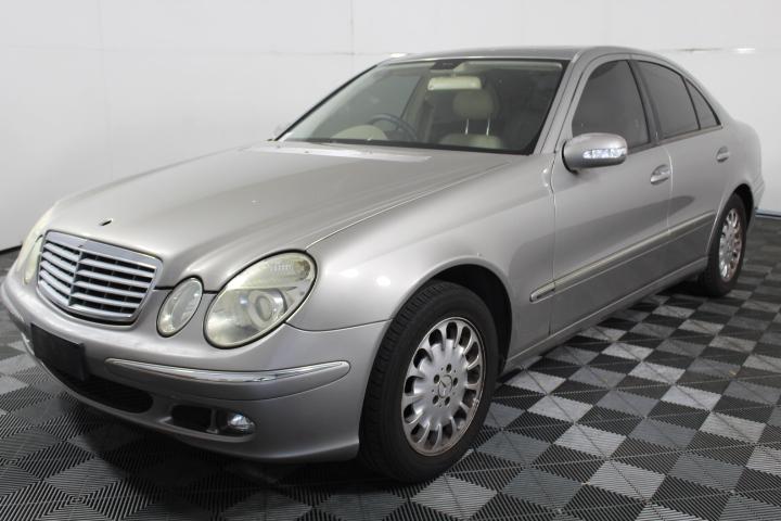 2004 (2005) Mercedes Benz E240 Classic W211 Automatic Sedan