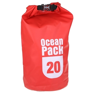 OCEAN PACK Waterproof Dry Bag 20Ltrs. Bu