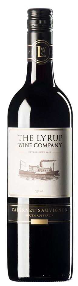 Lyrup Wine Company Paddle Steamer Cabernet Sauvignon 2018 (6 x 750mL) SA