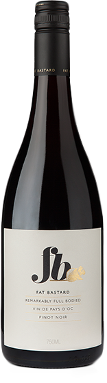 Fat Bastard Pinot Noir 2019 (12x 750mL), France