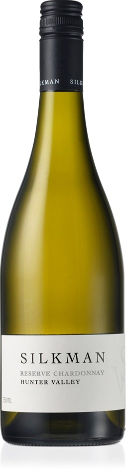 Silkman Reserve Chardonnay 2017 (6x 750mL), Hunter Valley, NSW