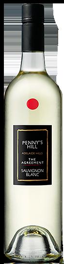 Pennys Hill The Agreement Sauvignon Blanc 2020 (6x 750mL), Adelaide, SA