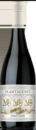 Plantagenet Three Lions Pinot Noir 2020 (12x 750mL), Great Southern, WA