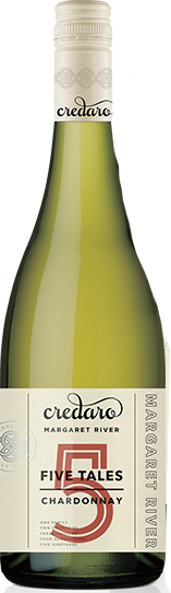 Credaro Five Tales Chardonnay 2020 (12x 750mL), Margaret River, WA