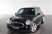 2005 Mini Cooper S Automatic Hatchback
