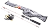 2pc Fishing Rod & Reel Set 1.4M. Buyers Note - Discount Freight Rates Apply