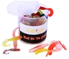 2 x 50 Assorted Soft Plastic Baits. Buyers Note - Discount Freight Rates Ap
