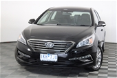 2017 Hyundai Sonata Active LF Automatic Sedan