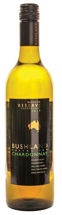 Bushland Reserve Chardonnay 2019 (12 x 750mL) Hunter Valley, NSW
