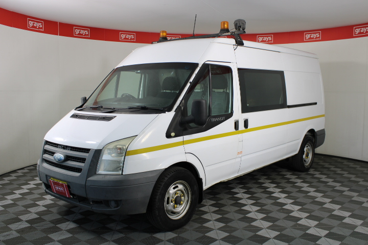 2010 Ford Transit High (LWB) VM Turbo Diesel Manual Van