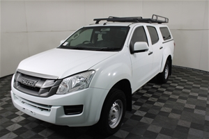 2016 Isuzu D-MAX 4X2 SX Hi-Ride Turbo Di