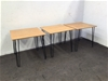 3 x Cafe Tables