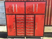 Unused Work Benches & Tool Cabinets  - Toowoomba