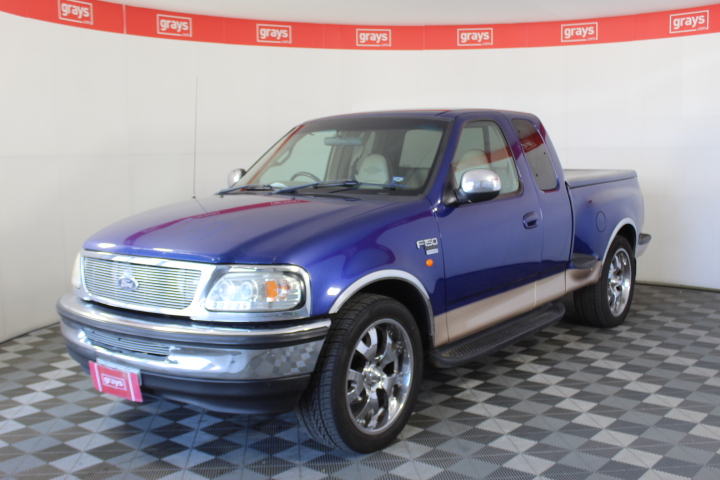 FORD F150 Automatic Ute