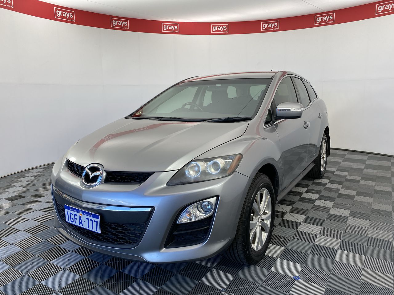 2010 Mazda CX-7 Classic Sports (AWD) Automatic Wagon