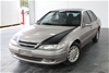 1997 Ford Fairmont EL Automatic Sedan