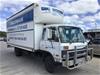 <p>1988 Nissan CAMA87KHSB 4 x 2 Pantech Truck</p>