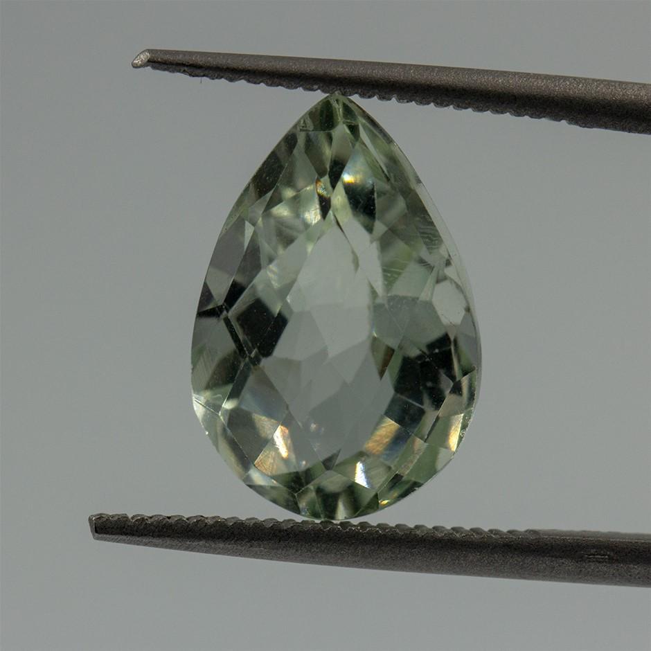 5.80ct Green Amethyst