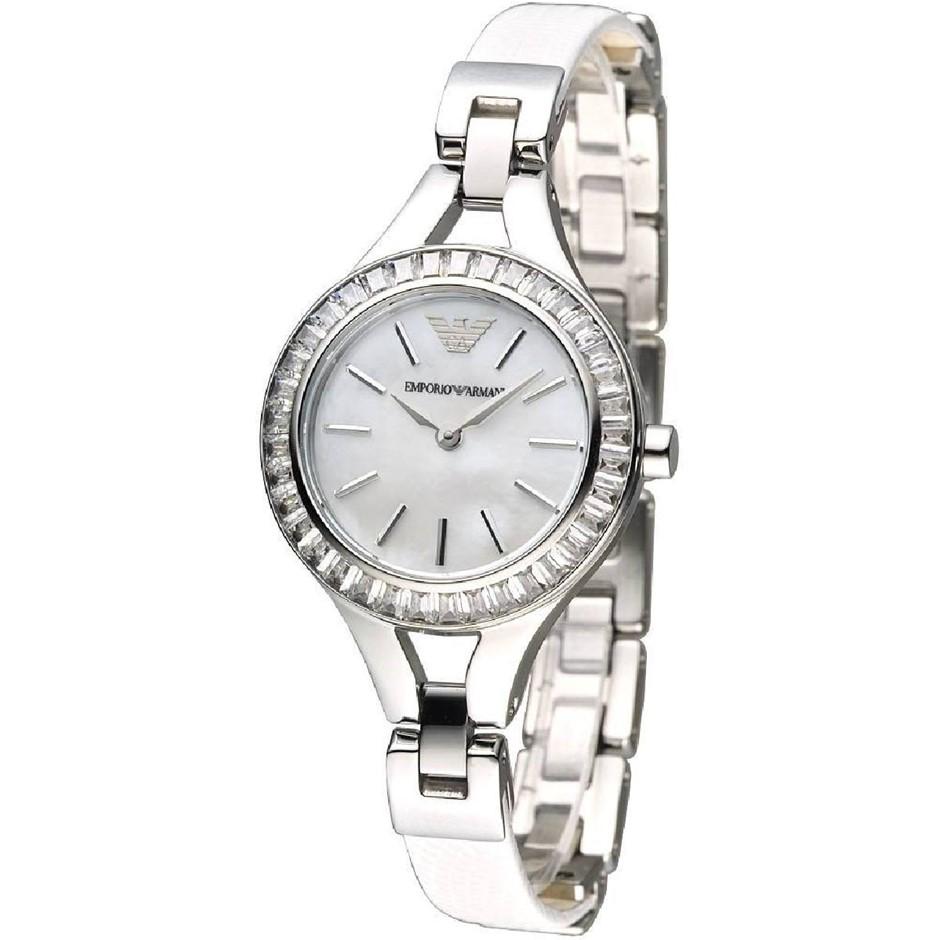 Fabulous new Emporio Armarni Crystal Ladies Watch.