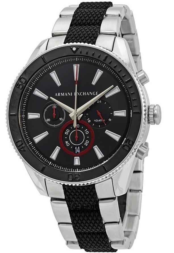 Stylish new Armani Exchange Chronograph Men's Watch.