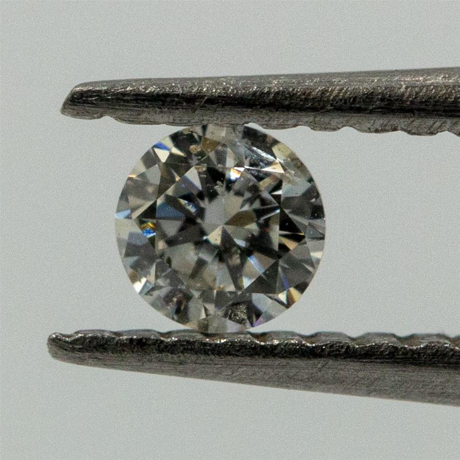 0.07ct Loose Diamond
