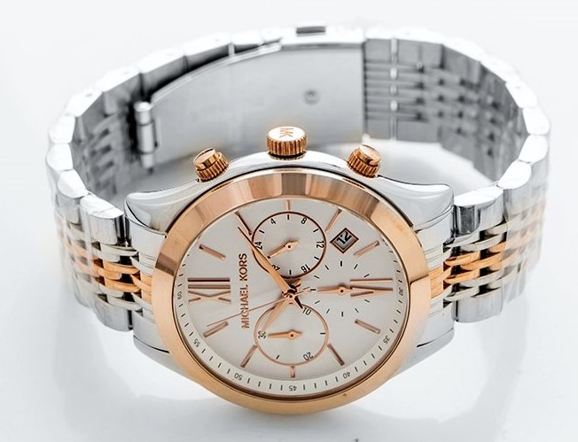 Men's Michael Kors Couture NY highly fashionable and classy watch.