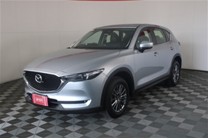 2017 Mazda CX-5 Touring KF Automatic Wag