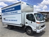 <p>2002 Hino Dutro 4 x 2 Pantech Truck</p>
