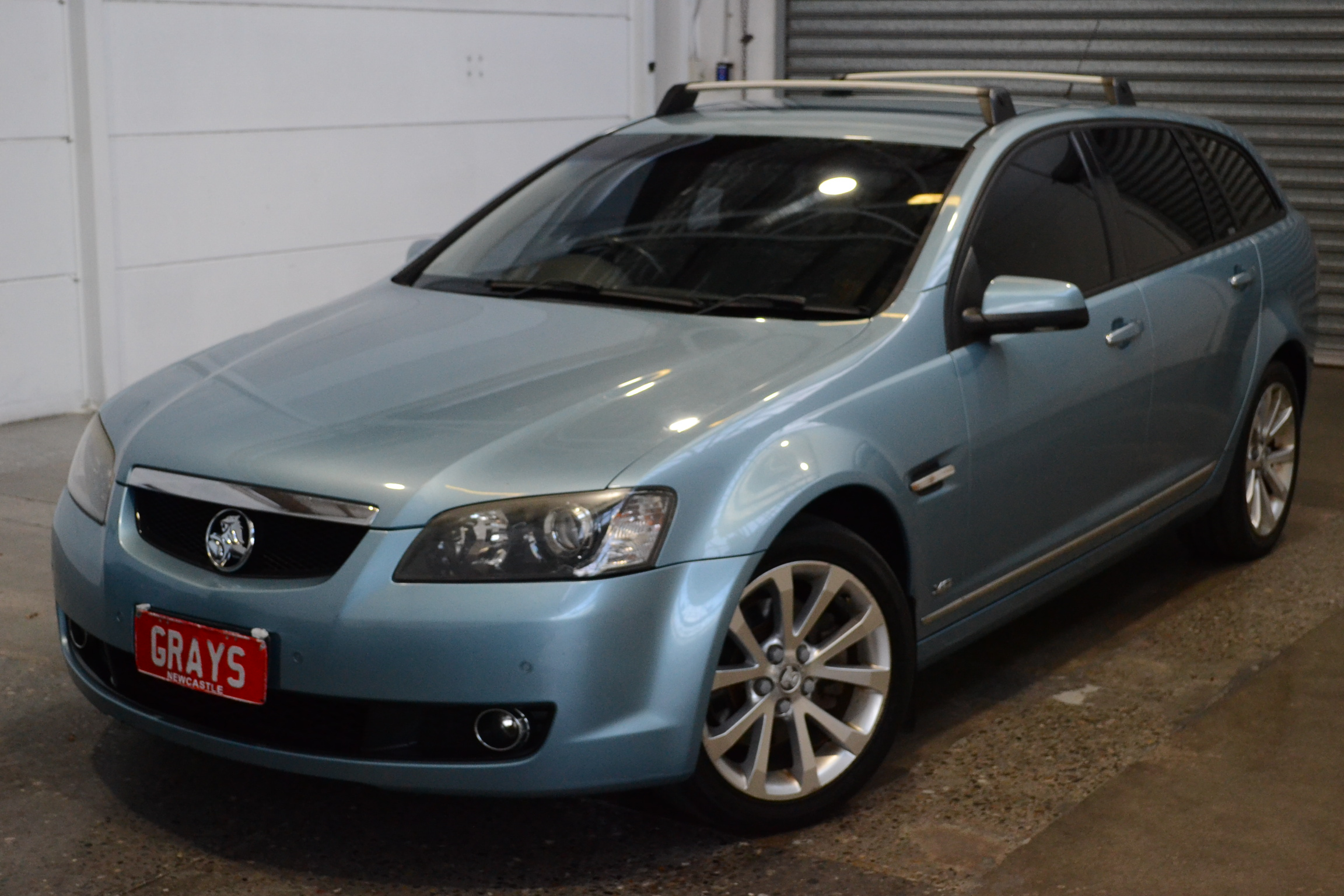 2008 Holden Calais V VE Automatic Wagon