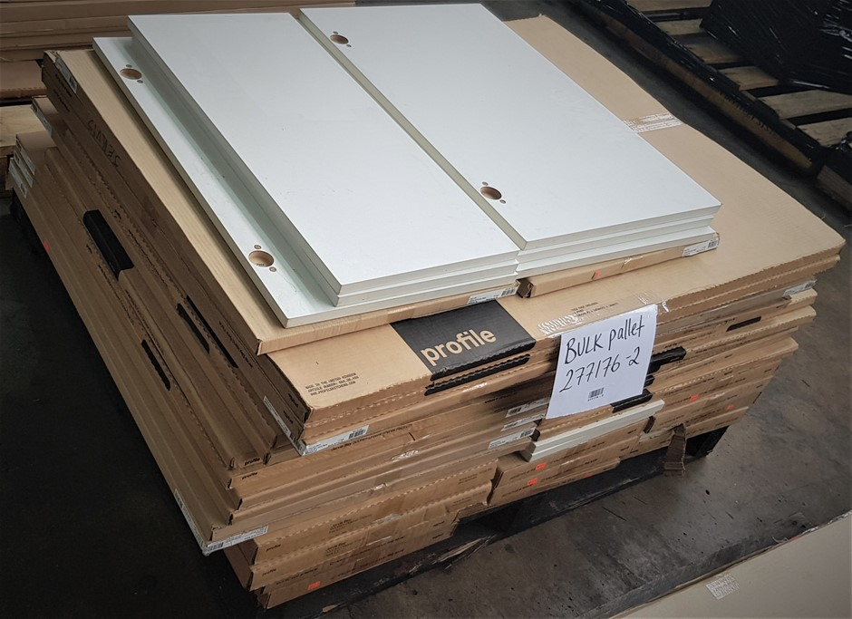 Bulk Pallet Of Assorted Range Kitchen Cabinets