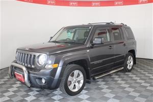 2013 Jeep Patriot Limited MK Automatic W
