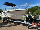 2003 Mustang 1600 Runabout Boat